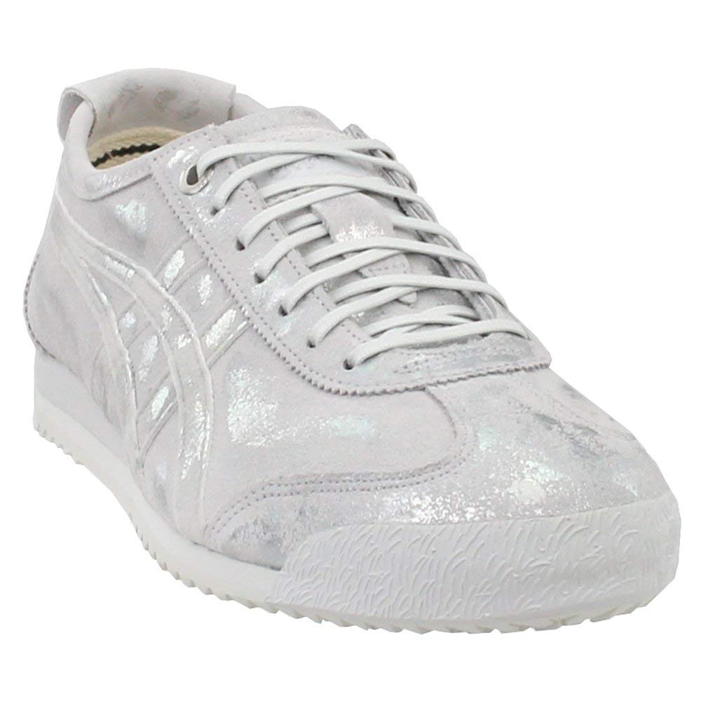 online store d7d28 b4571 Onitsuka Tiger by Asics Unisex Mexico 66¿ SD Glacier Grey/Silver 12 M US