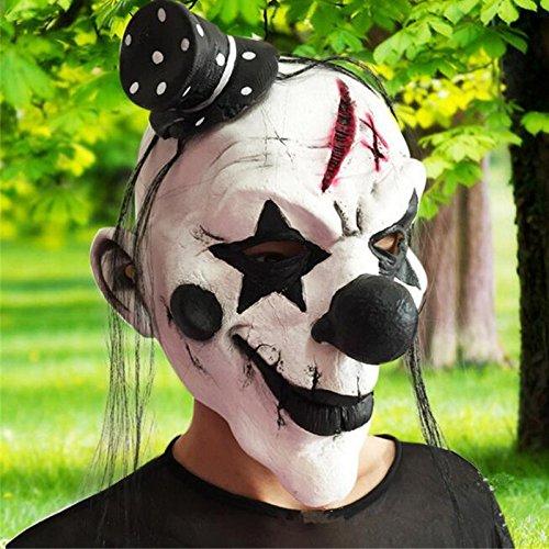 Killer clown mask kids