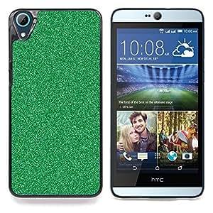 For HTC Desire 826 Case , Patrón del brillo de la textura del granito - Diseño Patrón Teléfono Caso Cubierta Case Bumper Duro Protección Case Cover Funda