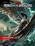 Book cover from Princes of the Apocalypse (Dungeons & Dragons) by Wizards RPG Team