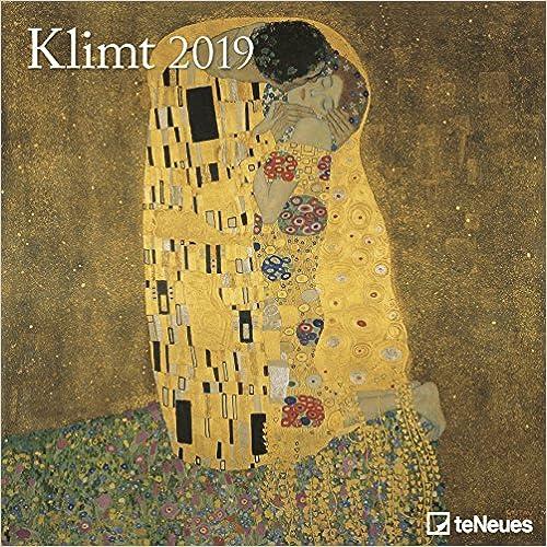 2019 Klimt Grid Calendar por Gustav Klimt epub