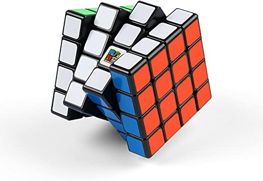 Dingze Moyu Mofang Classroom MF4C 4x4x4 Speed Puzzle Magic Cube Negro: Amazon.es: Juguetes y juegos