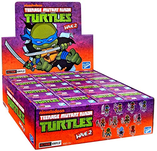 Teenage Mutant Ninja Turtles Teenage Mutant Ninja Turtles Series 2 Vinyl Figure Mystery Box (Ninja Turtles Blind Box Set)