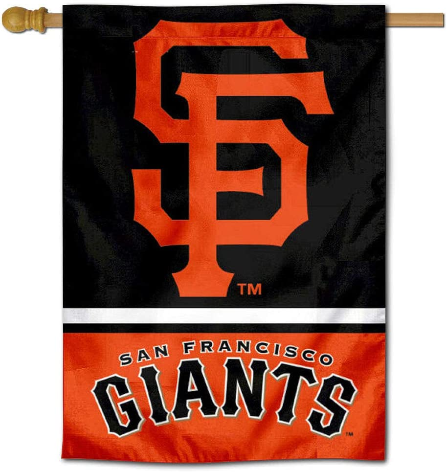 WinCraft San Francisco Giants Two Sided House Flag