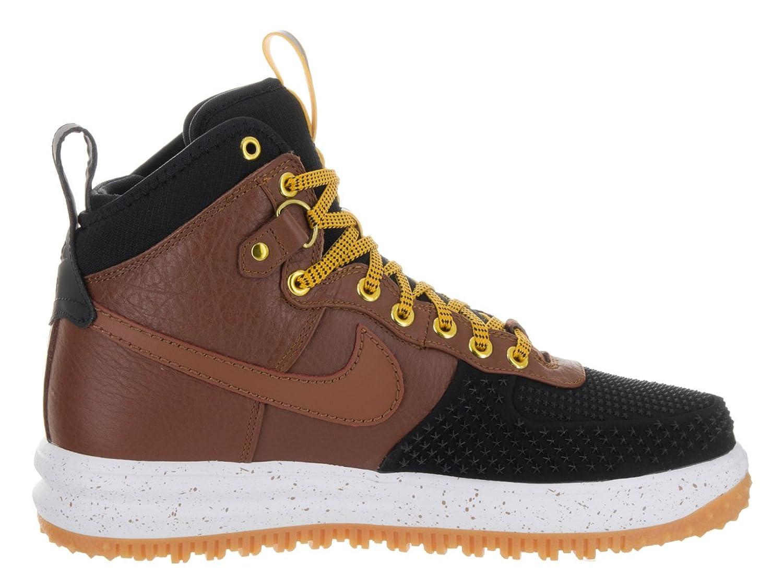 Nike Lunar Schuh Vigor 1 De Arranque De Pato Negro / Marrón De Algodón Barato nGiDnMi