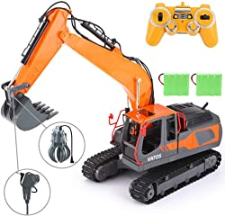 Top 16 Best Remote Control Excavator (2021 Reviews & Buying Guide) 2