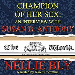 Champion of Her Sex Audiobook