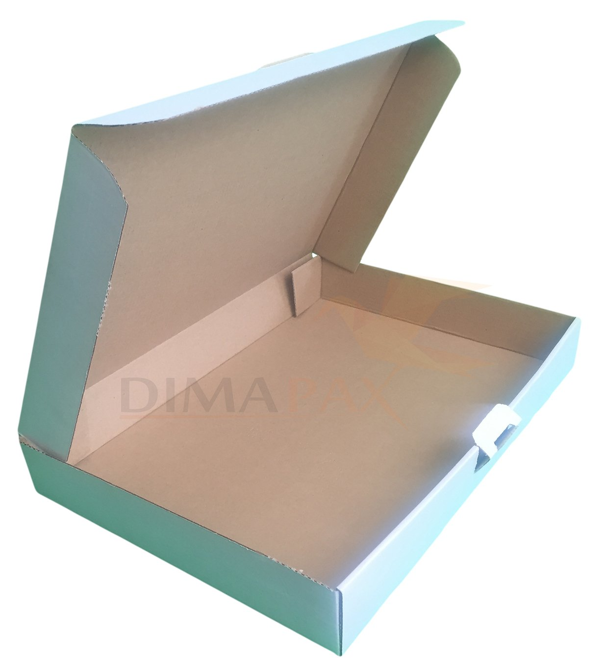 Maxibrief MB6 wei/ß 350 x 250 x 50 mm 25 St/ück dimapax