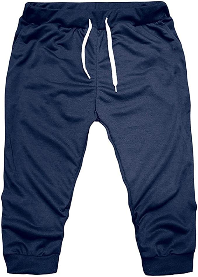 Gusspower Pantalones Cortos para Hombre, Gimnasio Sport Jogging ...