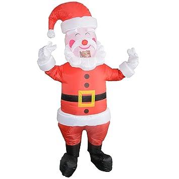 LOVEPET Decoraciones Al Aire Libre De Navidad Disfraz De Muñeco De ...