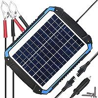 SUNER POWER 12V Solar Car Battery Charge...