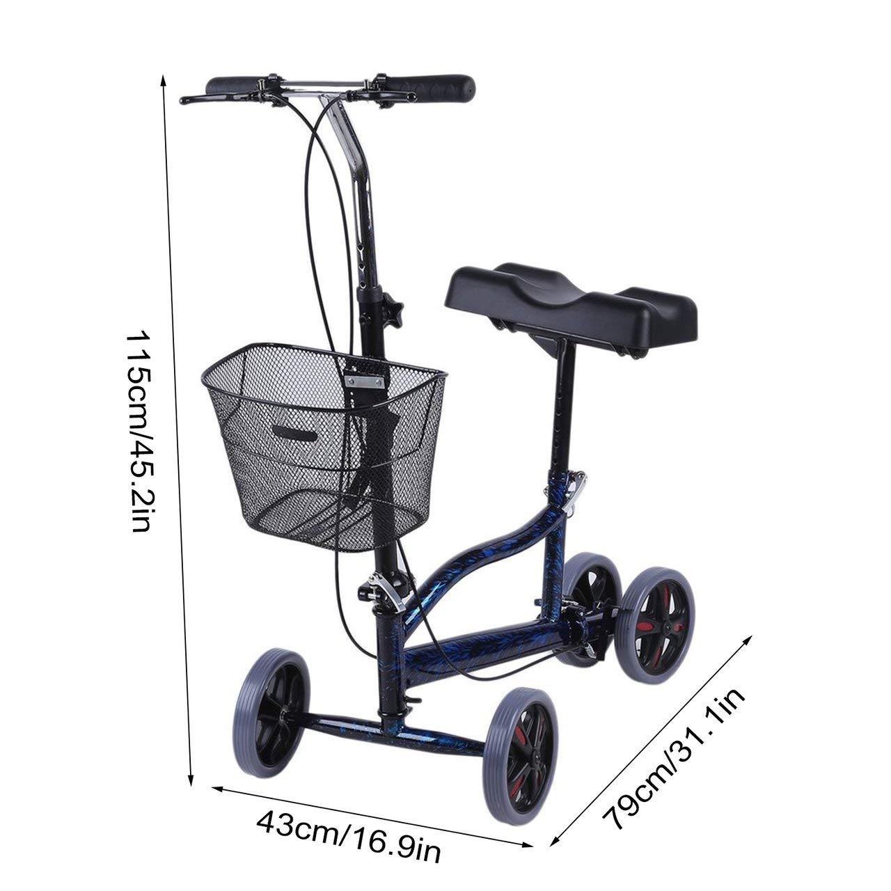 Walker Scooter - Carro Elevador de Rodilla para Patinete ...