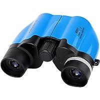 Svbony SV-26 8x21mm Jumelles Enfants Binoculaire Prisme Multicouche Cadeau Jeu Éducatif pour Les Enfants (Bleu)