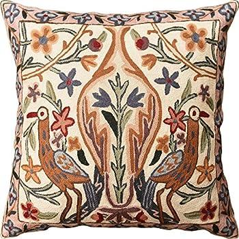 Amazon Com Kashmir Designs Floral Vase Tree Of Life Two