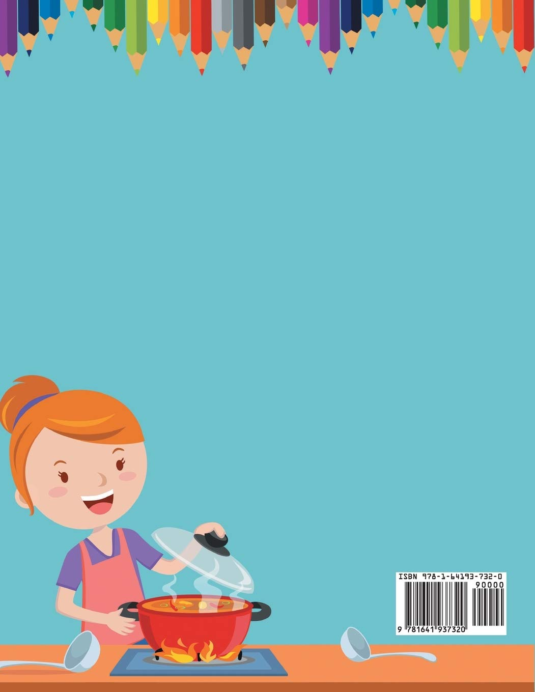 - Cooking Coloring Book For Kids! Discover This Unique Variety Of
