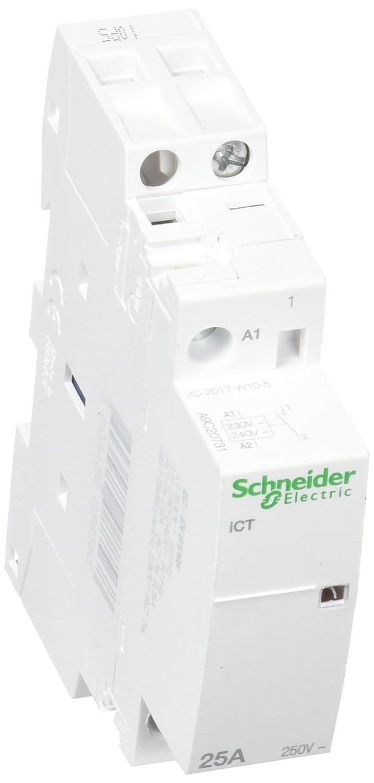 Schneider Electric A9C20731 Contactor Modular Ict 25A 1No 230-.240V 50Hz