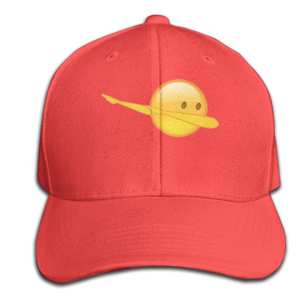 Dab Emoji Unisex Cute Snapbacks Visor Starter Snapback Hats Baseball Caps
