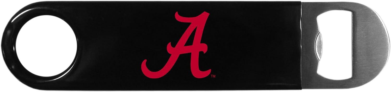 Black Siskiyou Sports Unisex NCAA Alabama Crimson Tide Long Neck Bottle Opener