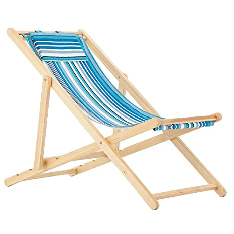Axdwfd Tumbona Tumbona, Silla de Playa Plegable Ajustable ...