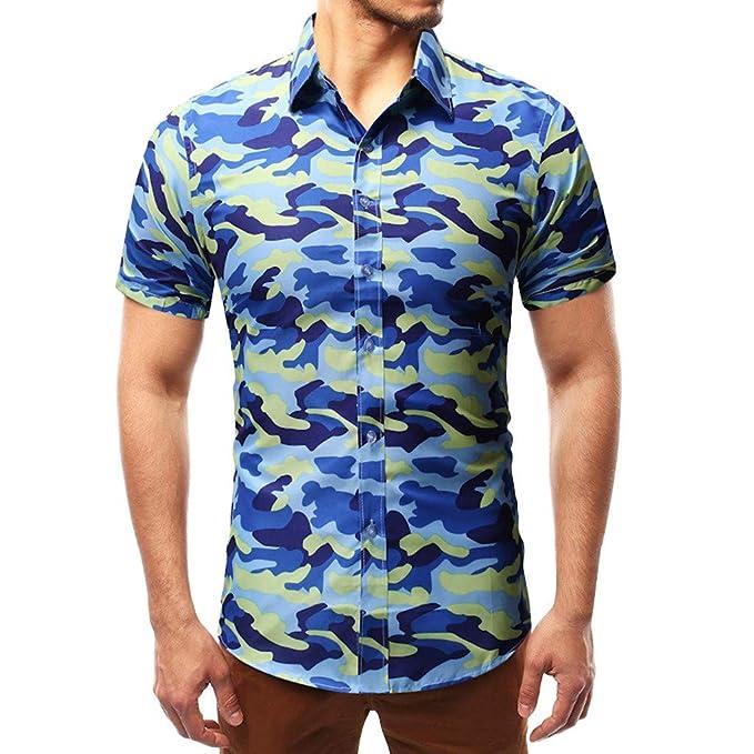 Fannyfuny camiseta Hombre Polo Modelo Caballero Camisetas Casuales ...