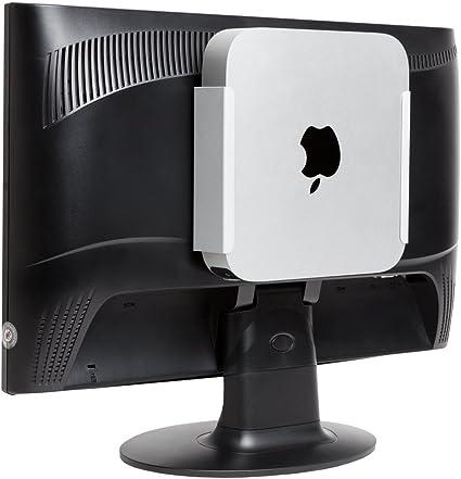 Sabrent Mac Mini VESA Mount//Wall Mount//Under Desk Mount BK-MACM.