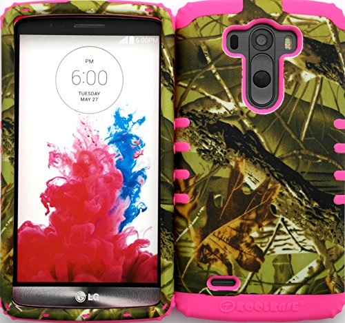 lg g3 pink camo case - 9