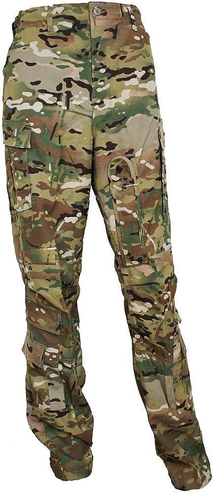 Med-Reg + Combat Shirt Lg Shirt /& Pants NEW! OCP//Multicam FR Uniform Set