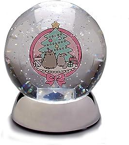 Department 56 Pusheen Waterdazzler Snowglobe Waterball