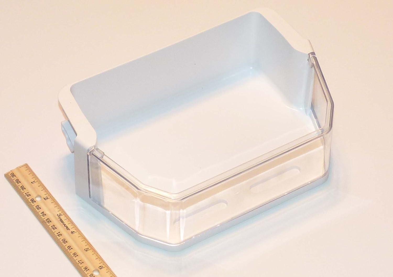 OEM LG Door Refrigerator Bin Basket Shelf Tray Assembly Originally Shipped With: LFC20770ST, LFC20770SW, LFC20770SW