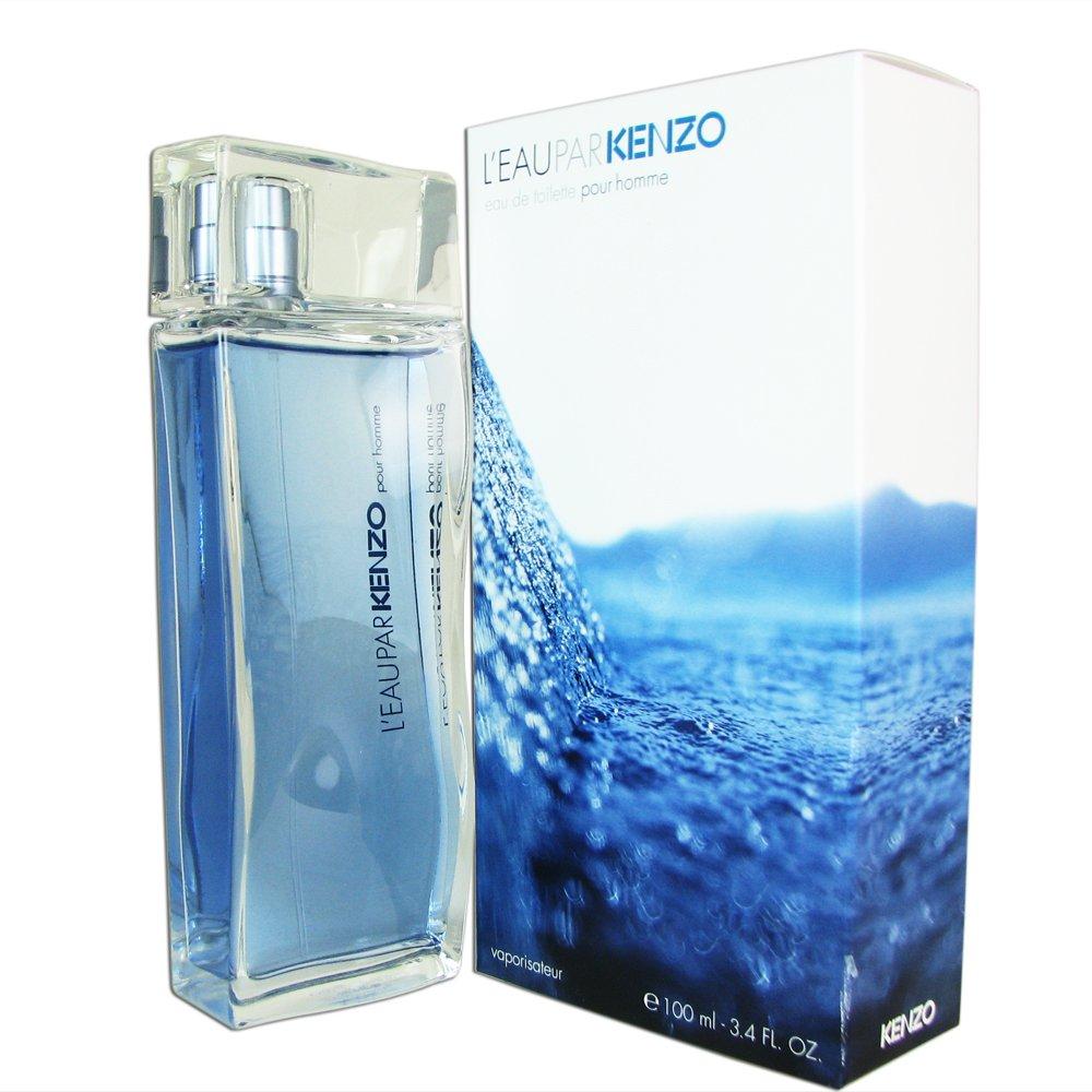 L'eau Par Kenzo By Kenzo For Men. Eau De Toilette Spray 3.4 Ounces