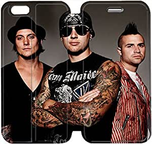 iphone 6 6S 4.7 inch Flip Leather Phone Case Avenged Sevenfold TY1OR3227295