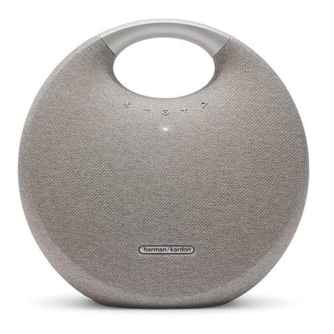 Amazon.com: Harman Kardon Onyx5 Onyx Studio 5 Bluetooth Wireless Speaker, Gray: Electronics
