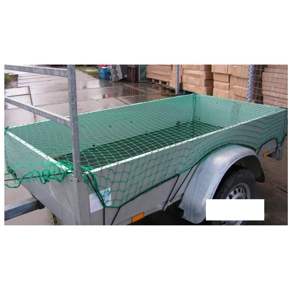 PORTABAGAGLI//di carico mesh di superficie Rete di copertura rete di sicurezza si adatta in qualsiasi veicolo