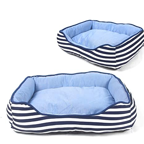 Amazon.com: ZISITA Dog Bed, Waterproof Pet Mat and Sleeping ...