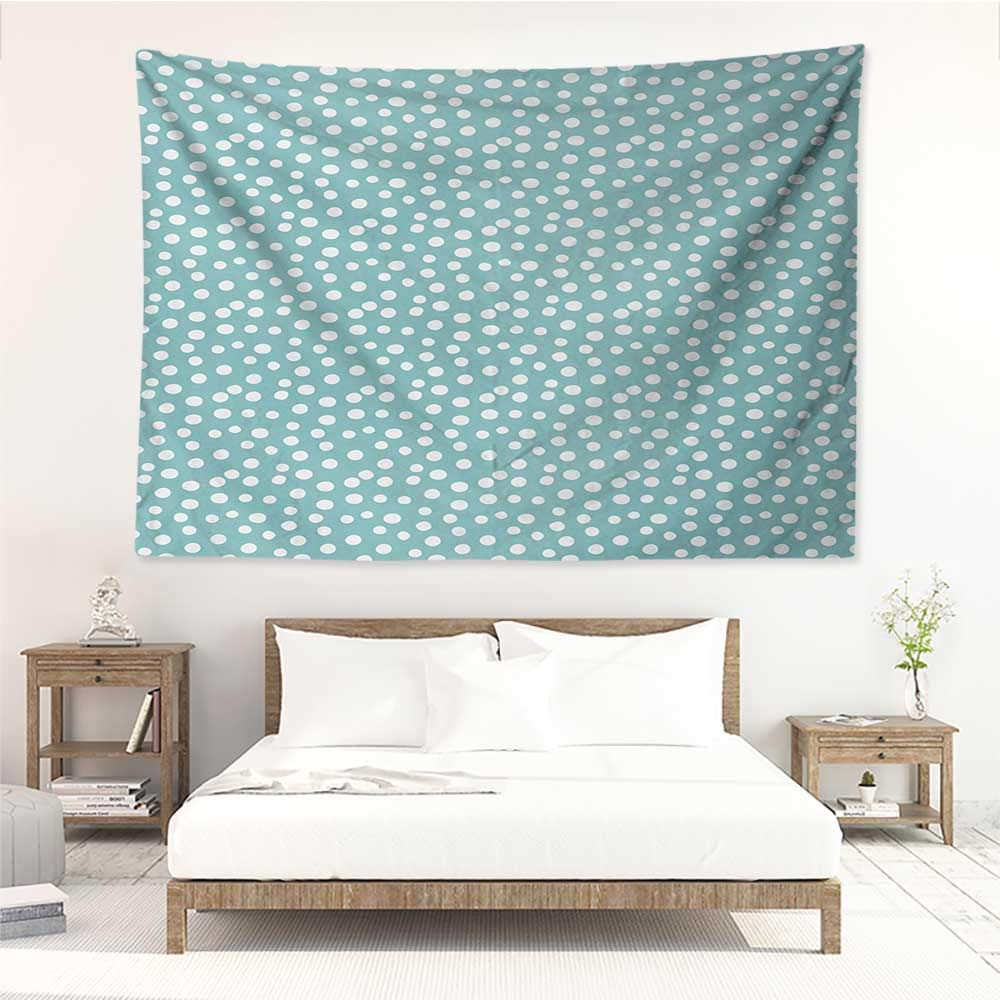 Amazon.com: alisos Turquoise,Wall Decor Tapestry Retro ...