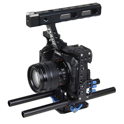 CX AMZ Accesorios de la cámara réflex estabilizador,Equipo de ...