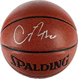 This Spalding Indoor Outdoor basketball has been personally hand-signed by forward Chandler Parsons. It is officially licensed by the National Basketball Association and comes with an individually numbered tamper-evident hologram from Fanatic...