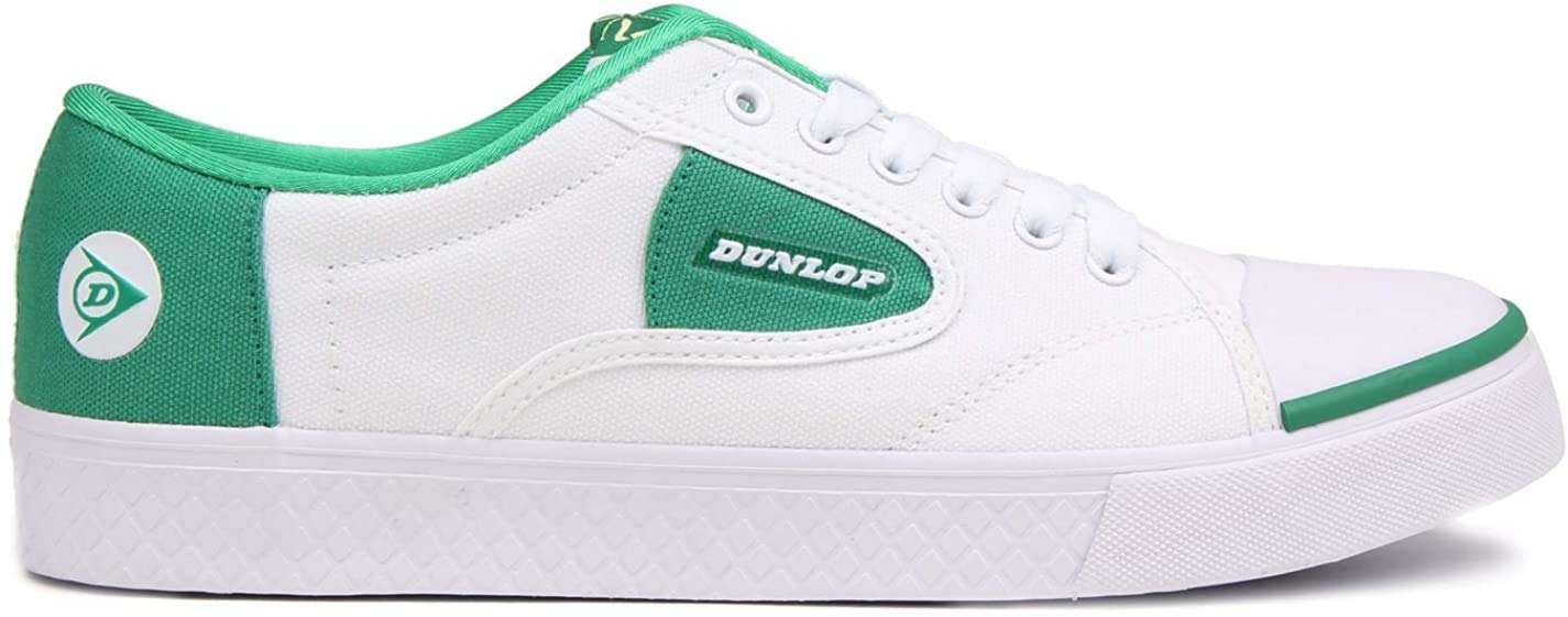Dunlop Green Flash Lace Unisex Shoes In