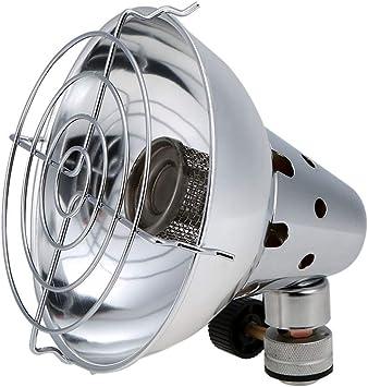 Breale - Mini calefactor de gas portátil para camping y propano ...