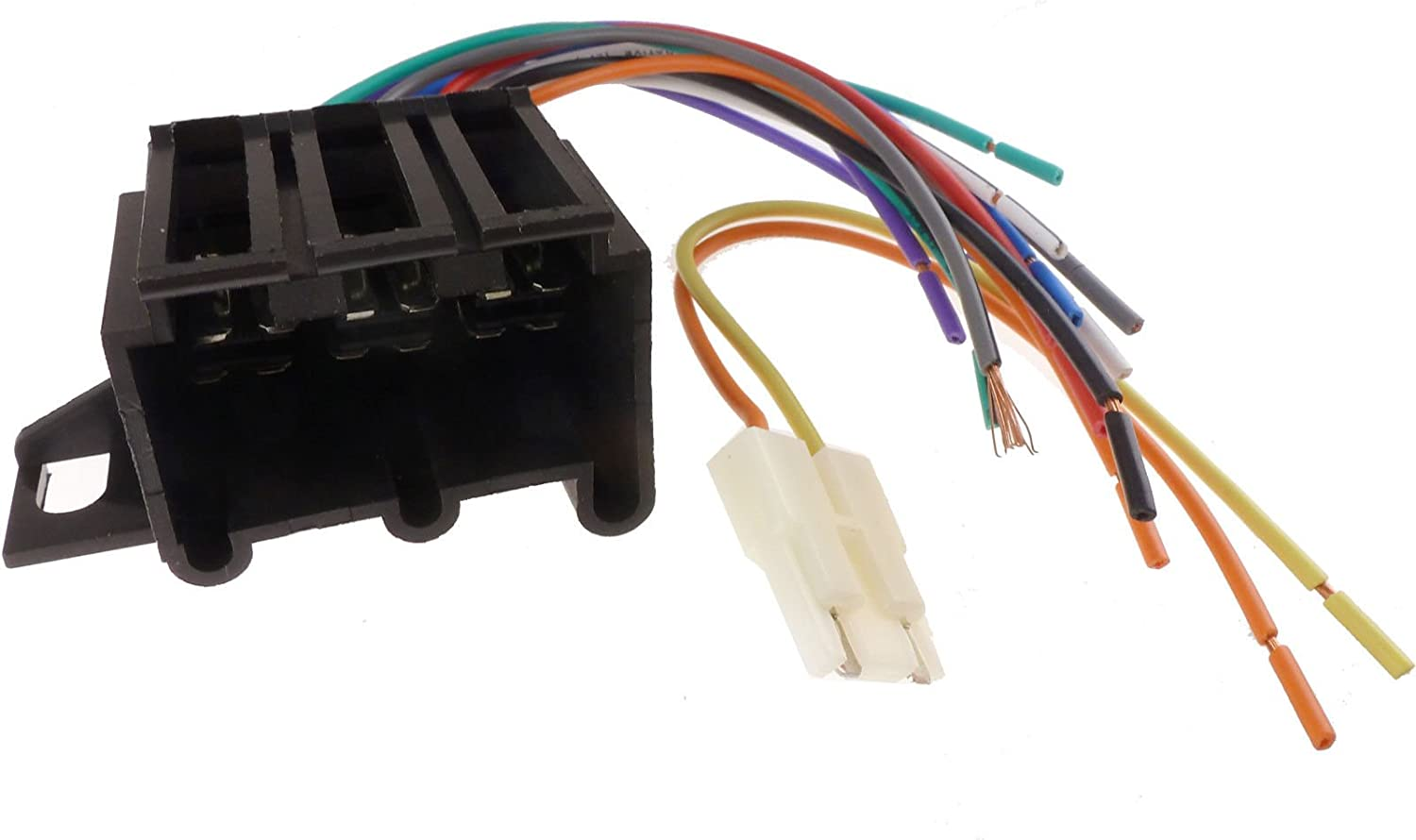 [DIAGRAM_3NM]  Amazon.com: FYL Early GM CAR Stereo CD Player Wiring Harness Wire  AFTERMARKET Radio Install Plug: Computers & Accessories | Gm Aftermarket Wiring Harness |  | Amazon.com