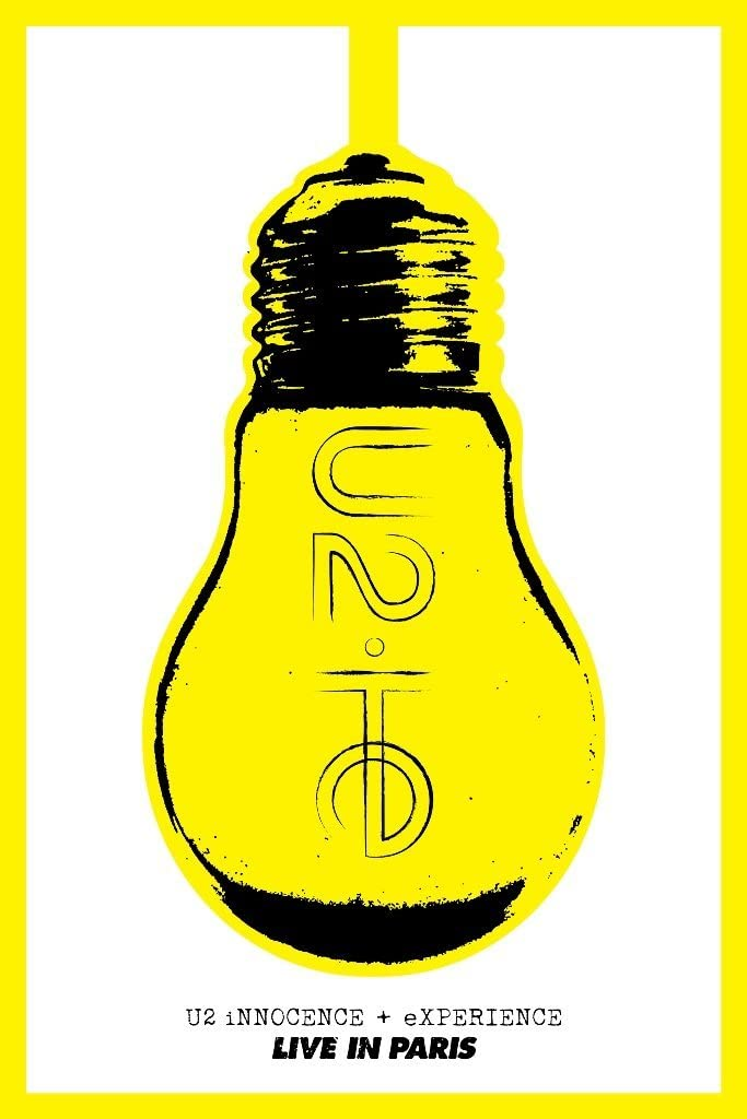 U2『Innocence + Experience Live In Paris』