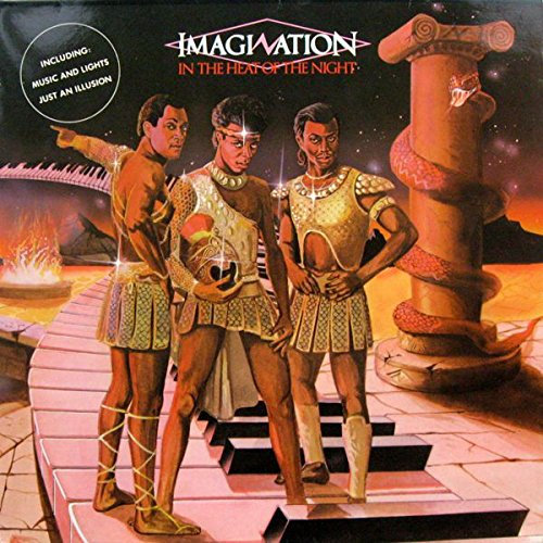 In the heat of the night (1982) / Vinyl record [Vinyl-LP]