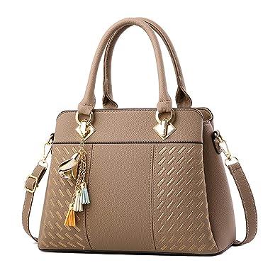 Amazon.com: Todaies - Bolso de mano para mujer, diseño de ...