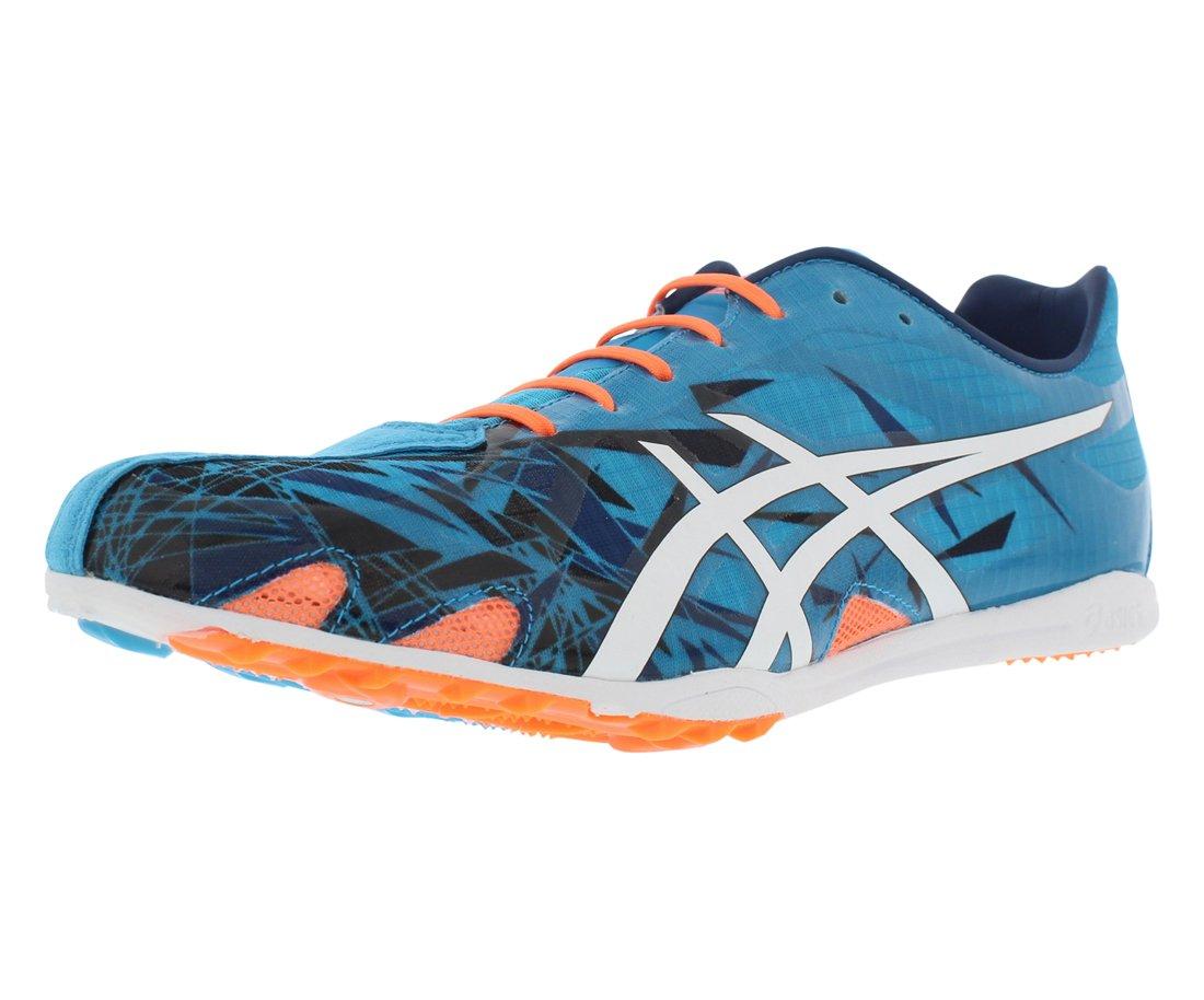 ASICS Gunlap Track Shoe, Island Blue/White/Hot Orange, 10 M US