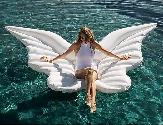 TongNS2 Alas de Angel Hamaca Flotante Cama De Agua Playa ...