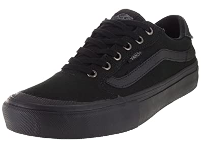 3c51451b46 Vans Mens Style 112 Pro Blackout Skate Shoe 9.5 Men US