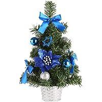 LPxdywlk Mini árbol De Navidad Artificial Flor Arco