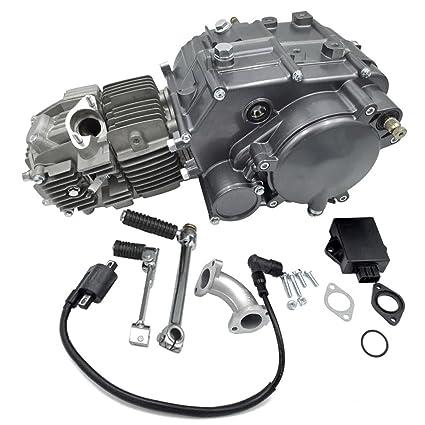 Amazon com: ZXTDR Lifan 150cc Engine Motor for Honda XR50 CRF50 XR