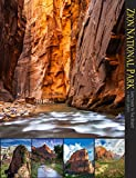 Zion National Park: Sanctuary in the Desert (A 10x13 Book©)