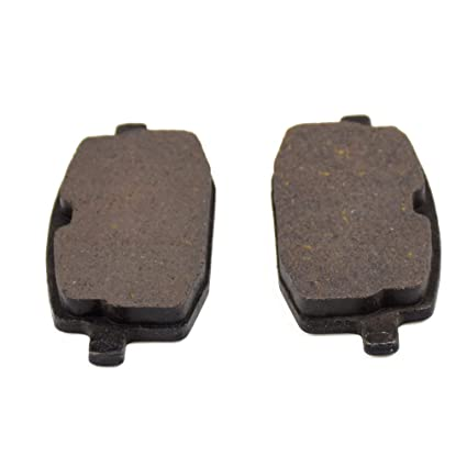 Front Brake Pads for GY6 49cc 50cc 139qmb Jonway YY50QT Chinese Moped  Scoote Yamaha Zuma 50 YW50r E-ton Jog CY50 50cc Parts